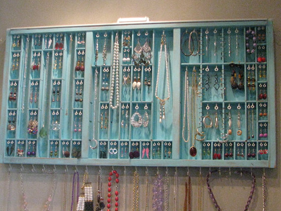 Jewelry Storage Black Forest Cottage