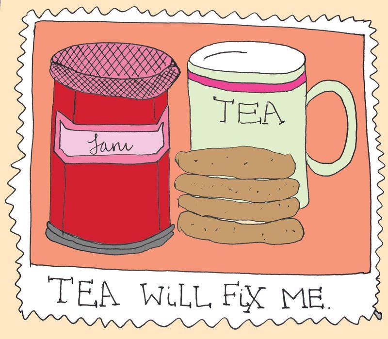 Tea and Jam